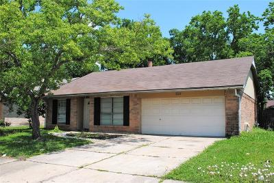 Houston Single Family Home For Sale: 7311 Colima Drive