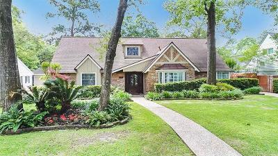Houston Single Family Home For Sale: 13503 Kingsride Lane