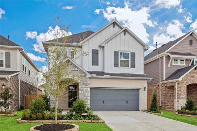 Katy Single Family Home For Sale: 2826 Northwood Pines