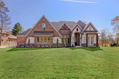 Willis Single Family Home For Sale: 1570 Ruby Drive