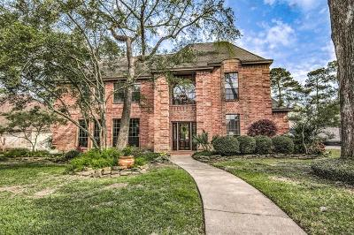 Kingwood Single Family Home For Sale: 4211 Hill Forest Drive