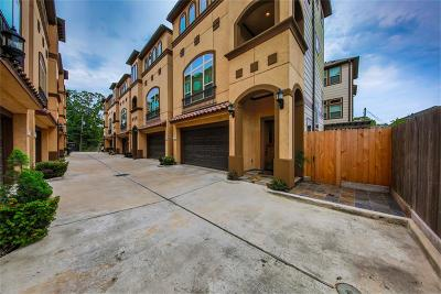 Single Family Home For Sale: 1029 W 21st Street #D