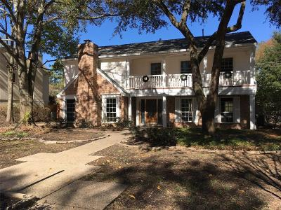 Houston Single Family Home For Sale: 14814 Bramblewood Drive