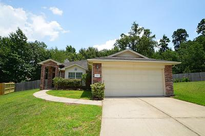 Montgomery Single Family Home For Sale: 287 Sunset Path