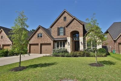 Spring Single Family Home For Sale: 17735 Cypress Berry Drive