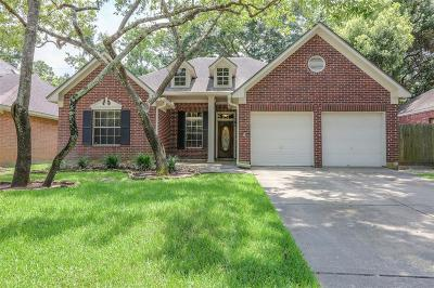 Kingwood Single Family Home For Sale: 3706 Scenic Valley Drive