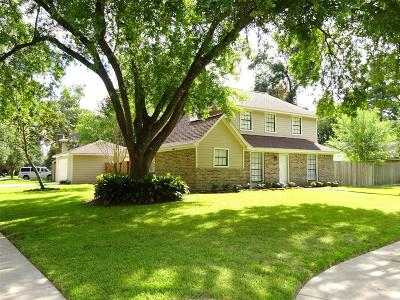 Spring Single Family Home For Sale: 23842 English Oak Drive