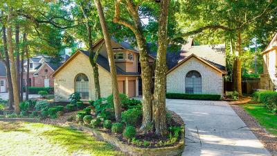 The Woodlands Single Family Home For Sale: 6 Sweetleaf Court