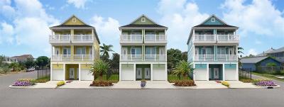 Galveston Rental For Rent: 1013 10th Street #A
