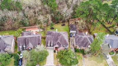 Kingwood Single Family Home For Sale: 5210 Maple Hill Trail