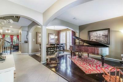 The Woodlands Single Family Home For Sale: 54 S Rambling Ridge Place
