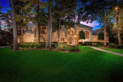 The Woodlands Single Family Home For Sale: 46 Heritage Hill Circle