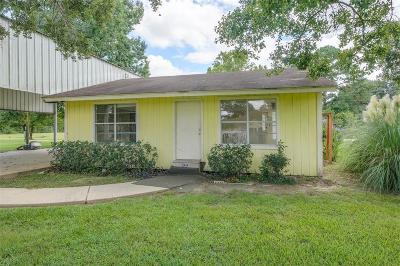 Willis Single Family Home For Sale: Tbd Sandy Lane