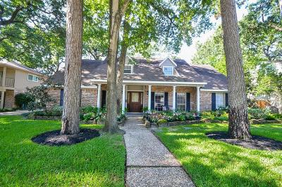 Houston Single Family Home For Sale: 13515 Taylorcrest Road