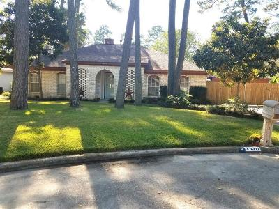 Spring TX Single Family Home For Sale: $179,900