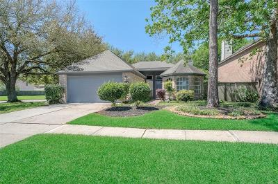 League City Single Family Home For Sale: 4779 Oakmont Court