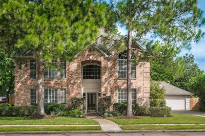 Friendswood Single Family Home For Sale: 508 Windsor Drive