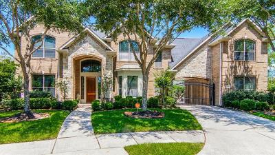 Humble TX Single Family Home For Sale: $565,000