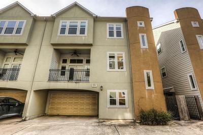 Houston Single Family Home For Sale: 5736 Kansas Street #A