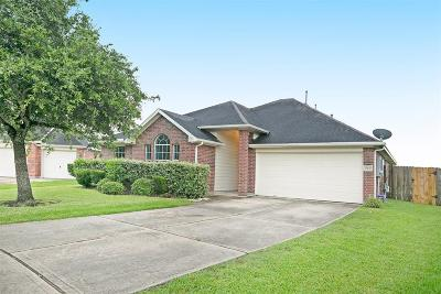 Pearland Single Family Home For Sale: 7502 Quiet Trace Lane