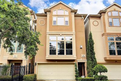 Houston Single Family Home For Sale: 5619 Blossom Street