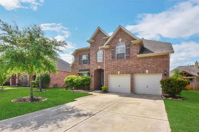 Rosenberg Single Family Home For Sale: 6510 Archer Ranch Lane
