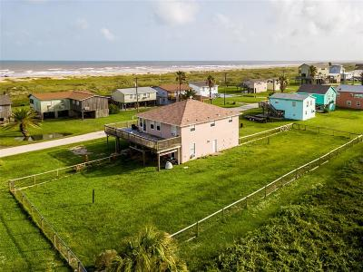 Matagorda Single Family Home For Sale: 499 Beachfront Drive