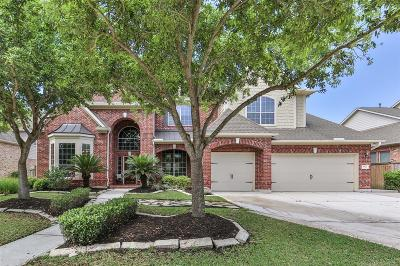 Katy Single Family Home For Sale: 5922 Madrone Meadow Drive