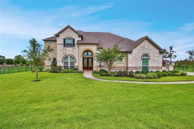 Richmond Single Family Home For Sale: 8411 Bishop Oaks Drive