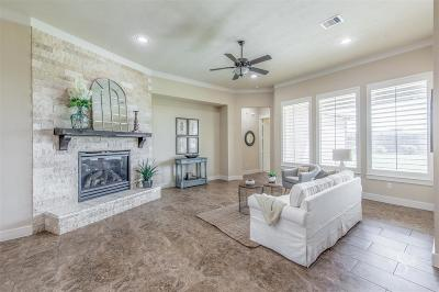 Fulshear Single Family Home For Sale: 27502 Lakeway Trail Lane