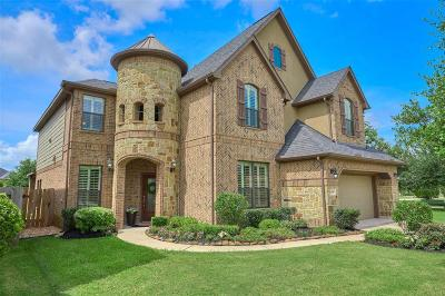 Riverstone Single Family Home For Sale: 4518 Montcliff Bend Lane