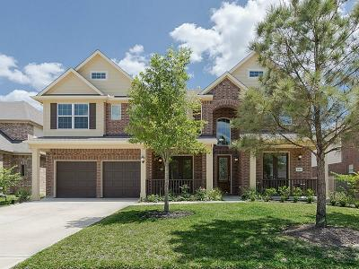 Katy Single Family Home For Sale: 3411 Farrier Run Drive