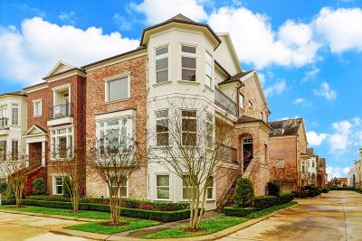 Sugar land Condo/Townhouse For Sale: 1328 Lake Pointe