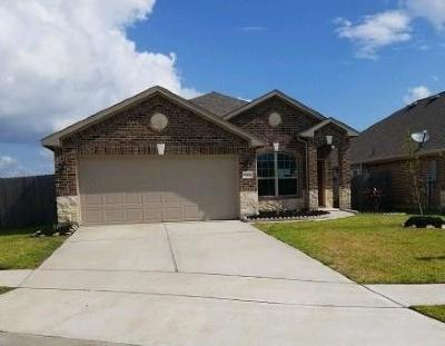 Dickinson Single Family Home For Sale: 6524 Dream Catcher Lane
