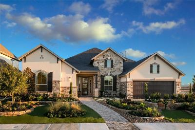 Katy Single Family Home For Sale: 23607 Dovetail Meadow Lane