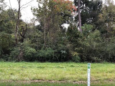Spring Residential Lots & Land For Sale: 168 Topway Drive