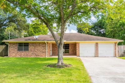 Pearland Single Family Home For Sale: 3511 Knapp Road