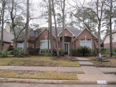 Houston Single Family Home For Sale: 11526 Lakewood Place