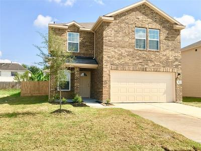Houston Single Family Home For Sale: 2114 Cherryville Drive