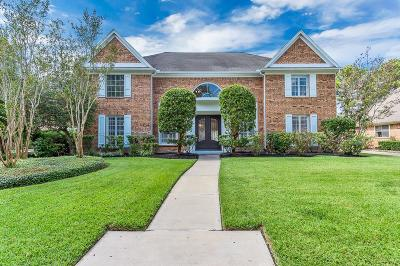 Katy Single Family Home For Sale: 1910 Misty Bend Drive