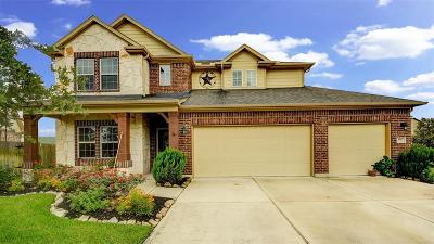 Brookshire Single Family Home For Sale: 9951 Manor Spring Lane