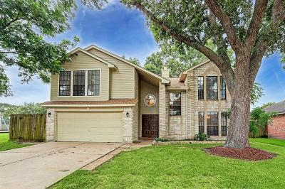 Katy Single Family Home For Sale: 22015 Shady Valley Drive