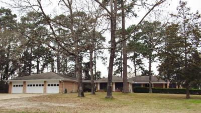 Trinity County Single Family Home For Sale: 9 Cottonwood Road