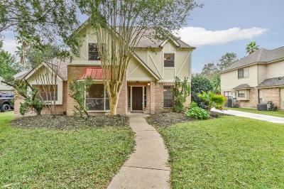 Spring Single Family Home For Sale: 3515 El James Drive