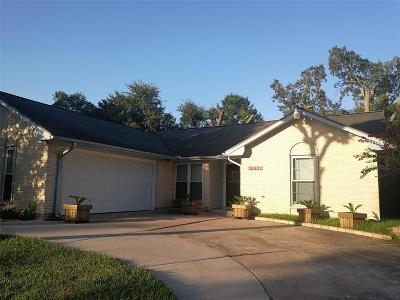 Friendswood Single Family Home For Sale: 15607 Wandering Trail