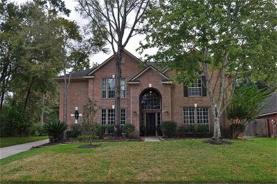 Kingwood Single Family Home For Sale: 6122 Longflower Lane