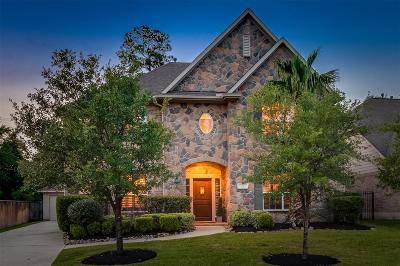 The Woodlands Single Family Home For Sale: 18 N Arrow Canyon Circle