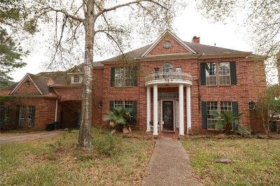 Spring Single Family Home For Sale: 24611 W Kingscrest Circle
