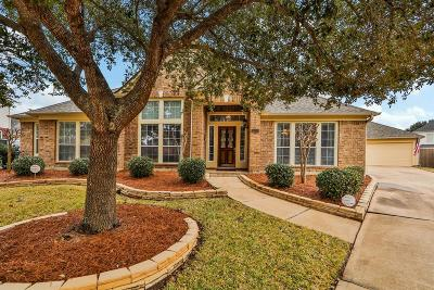 Fort Bend County Single Family Home For Sale: 4602 Coleto Creek Court