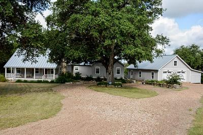 Round Top TX Farm & Ranch For Sale: $1,200,000